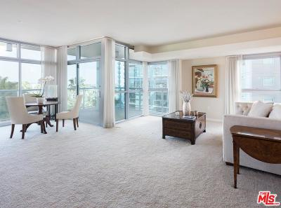 Marina Del Rey Condo/Townhouse For Sale: 13700 Marina Pointe Drive #724