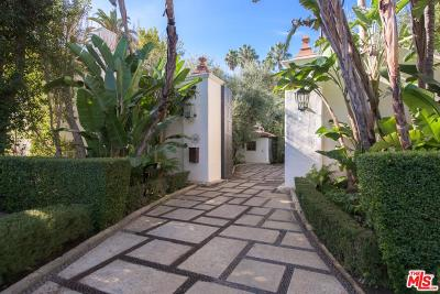 Beverly Hills Single Family Home For Sale: 911 North Beverly Drive