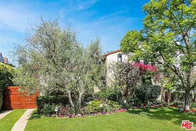 Hancock Park-Wilshire (C18) Single Family Home Sold: 543 Wilcox Avenue