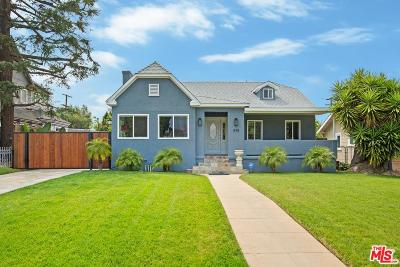 Single Family Home For Sale: 1197 South Windsor Boulevard
