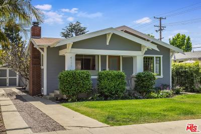 Culver City Single Family Home For Sale: 4111 Madison Avenue