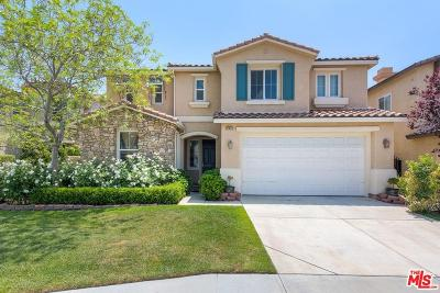 Canyon Country Single Family Home For Sale: 17462 Winter Pine Way
