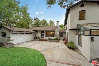 Valley Village Single Family Home For Sale: 4739 Beck Avenue