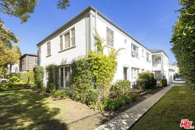 Beverly Hills Residential Income For Sale: 346 North Maple Drive