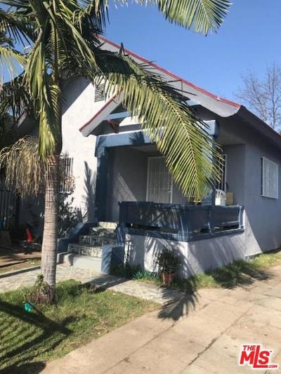 Los Angeles CA Single Family Home For Sale: $449,900