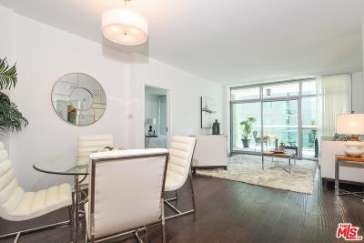 Marina Del Rey Condo/Townhouse Sold: 13700 Marina Pointe Drive #525