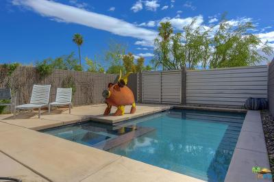 Palm Springs CA Single Family Home For Sale: $495,000