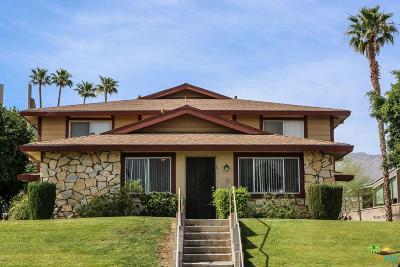 Palm Desert Condo/Townhouse For Sale: 72657 Thrush Road #1