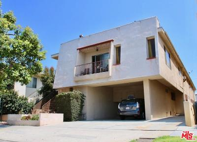 Los Angeles County Residential Income For Sale: 1640 Armacost Avenue