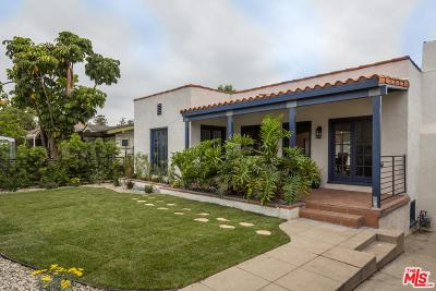 Los Angeles CA Single Family Home For Sale: $1,498,000