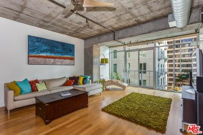 Condo/Townhouse For Sale: 645 West 9th Street #535