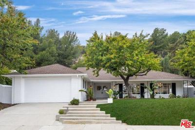 Encino Single Family Home For Sale: 3519 Terrace View Drive