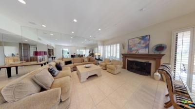 Rancho Mirage CA Single Family Home For Sale: $749,000