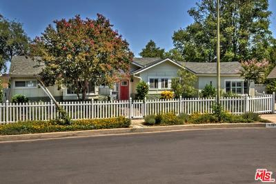 Los Angeles County Single Family Home For Sale: 15525 Otsego Street