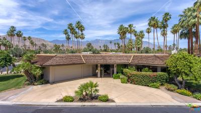 Rancho Mirage CA Single Family Home For Sale: $449,000