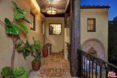 Sunset Strip - Hollywood Hills West (C03) Single Family Home For Sale: 6746 Wedgewood Place