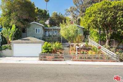 Los Angeles CA Single Family Home For Sale: $1,150,000