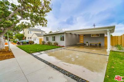 Los Angeles CA Single Family Home For Sale: $1,868,000
