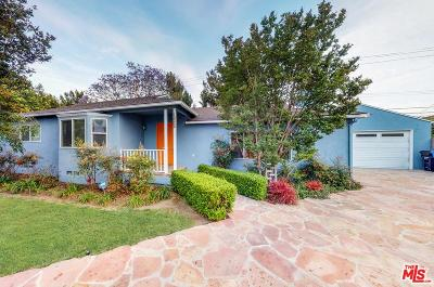 Culver City Single Family Home For Sale: 12282 Herbert Way