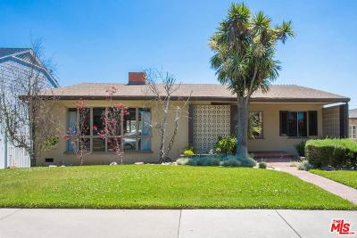 Single Family Home For Sale: 1606 South Beverly Drive