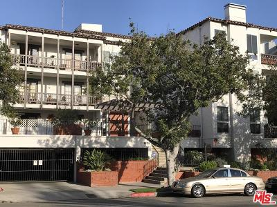 Culver City Condo/Townhouse For Sale: 6124 Buckingham Parkway #305