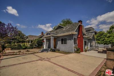 Los Angeles CA Single Family Home For Sale: $1,380,000