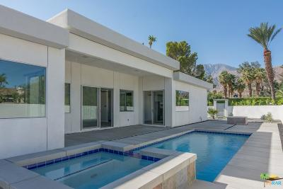 Palm Springs CA Single Family Home For Sale: $749,900