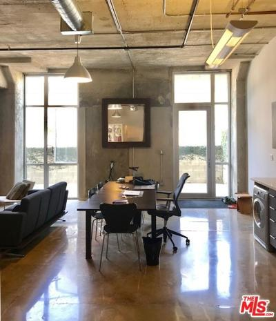Los Angeles Condo/Townhouse For Sale: 825 East 4th Street #103