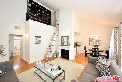 Los Angeles Condo/Townhouse For Sale: 945 North Hudson Avenue #203