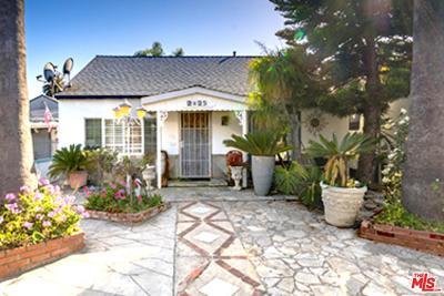 Venice Single Family Home For Sale: 2435 Louella Avenue