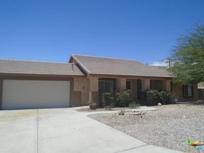 Desert Hot Springs Single Family Home For Sale: 13009 Calle Amapola