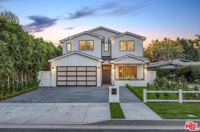 Studio City Single Family Home For Sale: 12737 Landale Street