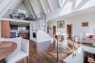 Sunset Strip - Hollywood Hills West (C03) Single Family Home For Sale: 2686 Woodstock Road
