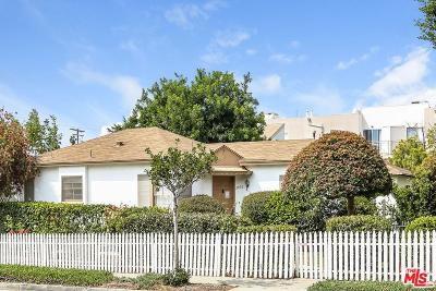 Santa Monica Single Family Home For Sale: 2836 Arizona Avenue