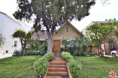 Single Family Home For Sale: 1112 South Highland Avenue