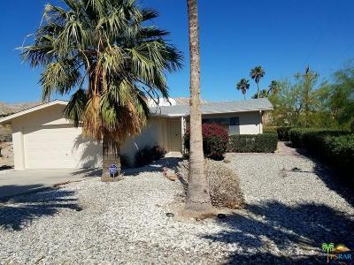 Desert Hot Springs Single Family Home For Sale: 12560 Avenida Serena