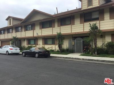 Los Angeles Condo/Townhouse For Sale: 4451 Don Ricardo Drive #14