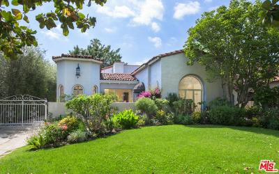 Los Angeles CA Single Family Home For Sale: $2,195,000