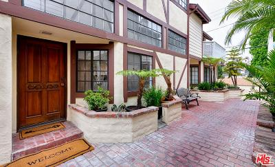 Condo/Townhouse Sold: 3536 South Centinela Avenue #5