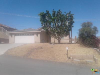 Desert Hot Springs Single Family Home For Sale: 67279 Monterey Road