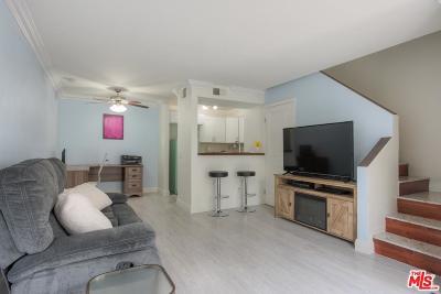 Burbank Condo/Townhouse For Sale: 355 North Maple Street #217
