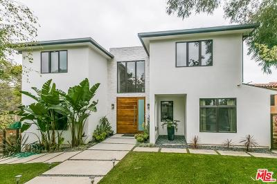 Los Angeles CA Single Family Home For Sale: $2,995,000