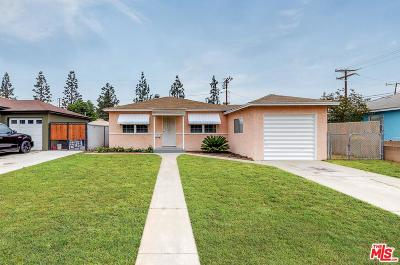 Downey Single Family Home For Sale: 9637 Cedartree Road