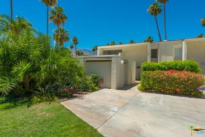 Palm Springs Condo/Townhouse For Sale: 3415 Andreas Hills Drive