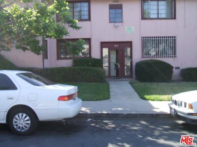 Los Angeles Condo/Townhouse For Sale: 4067 South Abourne Road #D