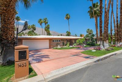 Palm Springs CA Single Family Home For Sale: $1,249,999