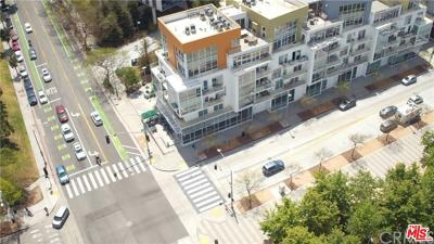 Santa Monica Condo/Townhouse For Sale: 1705 Ocean