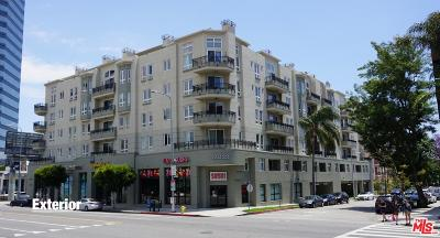 Los Angeles County Condo/Townhouse For Sale: 12222 Wilshire #PH2