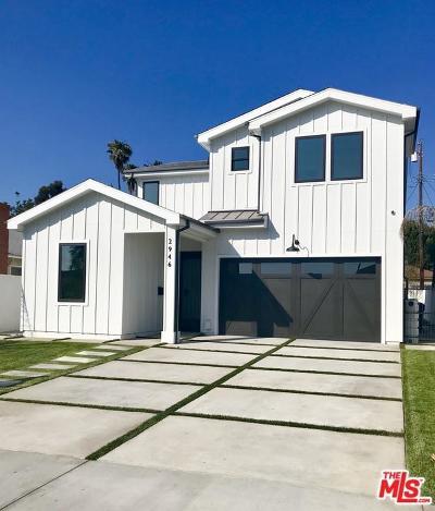 Single Family Home For Sale: 2946 Kelton Avenue