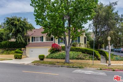 Los Angeles County Single Family Home For Sale: 1416 Comstock Avenue